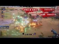 【龙战】龙魂时刻不删档测试37级精英本攻略