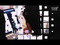 张含韵代言《七绝》网页游戏拍摄花絮