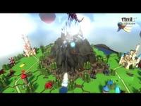 天界(skyworld)—— Rift, Vive, Windows VR