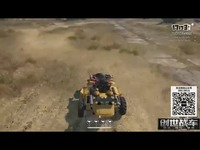《创世战车》马仔的RPG导弹手 炮射废土世界