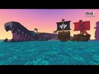 上天入地 《宝藏世界》海陆空三栖玩法带你浪