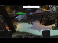 魔兽世界7.3安静一键宏兽王猎人演示实测视频