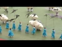靖州三十周年庆典《情满靖州》晏敏敏演唱