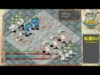 石器时代年兽vs机暴龙石器游戏PK视频