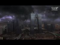 中国城市惊现穿越时空 《传送门骑士》创意视频
