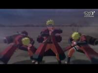 拯救木叶的英雄,旋涡鸣人仙人模式登场!