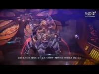 手游《炽血皇战》组队打怪视频
