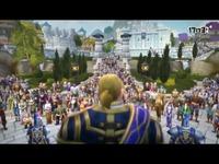 联盟部落双方领袖汇集备战,进军希利苏斯!