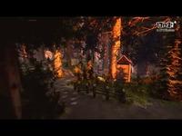 虚幻4重制的魔兽世界灰熊丘陵 -