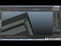 4.3D空调模型制作丨MAYA教学丨王氏教育集团