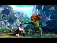 Street Fighter V Blanka Gameplay Trailer