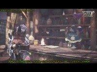 怪物猎人世界游戏街霸5联动内容视频展示