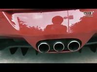 陈子豪实拍:法拉利458,中国限量版
