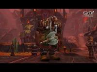 魔兽8.x新同盟种族德拉诺兽人预览棕皮灰皮兽人