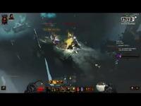《暗黑破坏神3》孤独的天谴圣教军 - 勉强80层