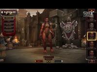 [嘉栋]魔兽世界8.0新种族玛格汉兽人和黑铁矮人
