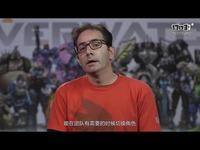 《守望先锋》最新开发者访谈:社交功能