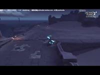 魔兽世界8.0 新地图:沃顿 夜景实拍