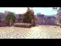 3D魔幻怒战ARPG手游《刀锋之怒》今日开启
