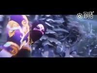 网友用《数码宝贝》主题曲制作《DOTA2》宣传片