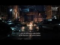 《生化危机2》重制版官方预告片