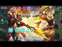 王者荣耀:宫本强势收割人头!德古拉最新战士