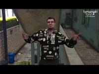 GTA5搞笑短片,仿佛看到了二哈|奇游加速器