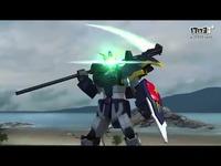 《敢达争锋对决》机体介绍视频——死神敢达