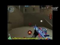 穿越火线:各种枪托刀僵尸,玩爆生化模式!