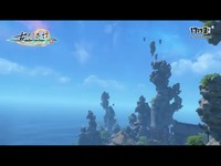 《古剑奇谭三》家园风景展示