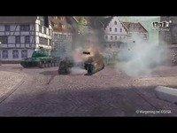 《坦克世界闪击战》更新视频