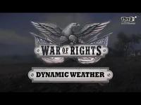 《民权战争》动态天气宣传片