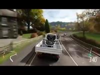 《极限竞速地平线4》十辆奇葩车 前轮腾空也能开