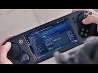Steam掌机SMACH Z玩《GTA5》还能看大表哥2|奇游