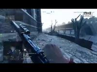 《战地5》100个小时的狙击高手演示|奇游加速器