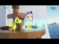 沙盒创作平台《艾兰岛》CG震撼亮相抢先体验开启