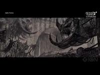 《战锤:混乱之刃》高精灵演示