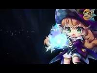 《冒险岛2》大师技能演示视频
