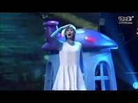 第五届中国小童星李怡瑾《蓝精灵》