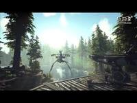《方舟:生存进化》新DLC瓦尔盖罗宣传视频