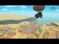 韩服《泡泡战士》推出新地图贝格沙漠